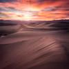 Death Valley (sashamokrohuz) Tags: sand sunset sunet deathvalley dunes nps travel jorney landscape sky desert