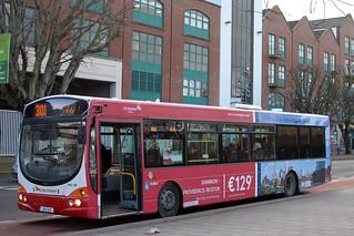 Bus Eireann 'VWL 181'