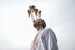 Melting Borders (MATLAKAS) Tags: performance performanceart contemporary artartlive artliveartist matlakas riccardomatlakas riccardoattanasio performingarts arte kunst icecream gelato northkorea dmz biennale