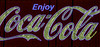 enjoy coca-cola 318 (pbo31) Tags: sanfrancisco city california nikon d810 night dark color march 2018 urban boury pbo31 soma sign giant cocacola enjoy soda bryantstreet red ad led gold