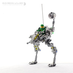 Exo-Recon Walker (dvdliu) Tags: amoc moc lego exosuit space walker mecha mech 21109