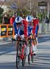 Cronometro a squadre (Darea62) Tags: stopwatch cycling sport tirrenoadriatico wheels bikes team lidodicamaiore versilia bikers ciclismo
