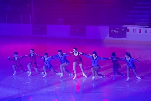 kvm on ice 1930av