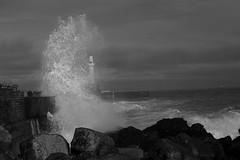 IMG_5420 (monika.carrie) Tags: monikacarrie aberdeen scotland waves northsea