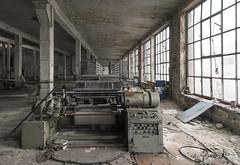 . (Dawid Rajtak) Tags: textillfactory factory decaying decay urbex lost abandoned fabric industry photo opuszczone verlassen abbandonato nikkor1424f2