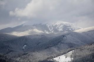 Carpathian slopes