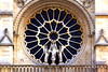 Wheel of Life (gráce) Tags: notredame cathédralenotredamedeparis paris france window stainedglasswindow architecture sculpture church cathedral