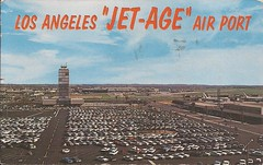 LAX10b (By Air, Land and Sea) Tags: lax california losangeles airport postcard losangelesinternationalairport