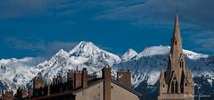 Rivalité (Pierrotg2g) Tags: paysage landscape nature city montagne mountain snow neige nikon d90 tamron 70200 grenoble ampes alps