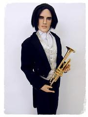 Principal Trumpet (bigheadred) Tags: doll jeremy tonner matt trumpet