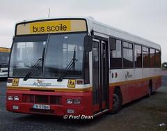 Bus Eireann AD41 (94D33041). (Fred Dean Jnr) Tags: august2010 wexford rosslare buseireann daf sb220 alexander setanta busscoile schoolbus ad41 94d33041 exdublinbus