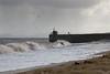 Stormy seas at Ravenscraig Beach  34 (Bill Cumming) Tags: fife kirkcaldy ravenscraig storm waves harbour pier