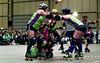12112594 (Edwin Heefer) Tags: rockcityrollers rollerderby rollerskating skating eindhoven 2016 girl nk