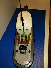 Russel Brothers - Beamsville (stjean007) Tags: lego moc ww2 tug boat beamsville
