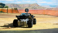Hot Wheels HW SCREEN TIME HALO Oni Warthog 2018 : Diorama PS2 GT4 Computer Game Backdrop Grand Canyon - 7 Of 20 (Kelvin64) Tags: hot wheels hw screen time halo oni warthog 2018 diorama ps2 gt4 computer game backdrop grand canyon