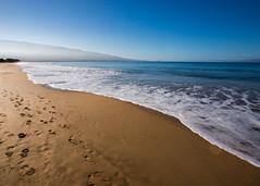 Beach just before Kihei, HI