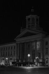 Saint-Jacques-sur-Coudenberg, Brussels, Belgium (Plan R) Tags: church jacques coudenberg night evening square city dark leica m 240 noctilux 50mm