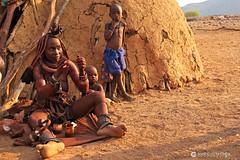 15-09-12 Ruta Okavango Namibia (43) R01 (Nikobo3) Tags: áfrica namibia kunene epupa okongwati etnias tribus culturas color folklore himbas rural people gentes portraits retratos travel viajes nikobo joségarcíacobo canon canong7x g7x social