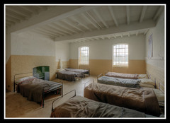 Old and Infirm Womens Dormitory (veggiesosage) Tags: southwell nottinghamshire workhouse nationaltrust aficionados gx20 gradeiilisted southwellworkhouse