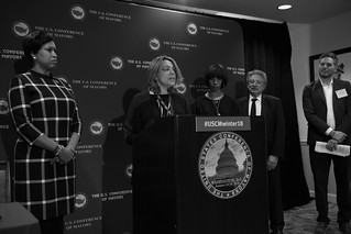 January 25, 2018 US Conference of Mayors Food and Policy