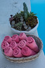 Poolside Towels and Succulents, Clarendon Fresnaye Hotel, Cape Town (Peter Cook UK) Tags: fresnaye pool cape hotel towels succulents style south personal africa town clarendon