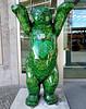 Buddy Bear (Gertrud K.) Tags: buddybears berlin green sculptures huaweimate9