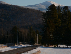 DSC_4723a (Fransois) Tags: route road adirondacks adks ny mountain routedecampagne usa mtmarcy montagne countrysideroad countryroad hiver winter countryside paysage landscape newyorkstate upstatenewyork
