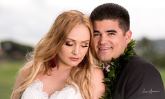 Ashley & Steffen Wedding 01:27:18 44 (JUNEAU BISCUITS) Tags: bride groom wedding hawaiianwedding hawaiiphotographer hawaii kapoleigolfcourse portrait portraiture nikon