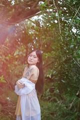 ... may 11, 2018 (Chloe Nomura) Tags: photoshoot photography hawaii portrait forest lightleak lensflare nature oahu dreamy flowers