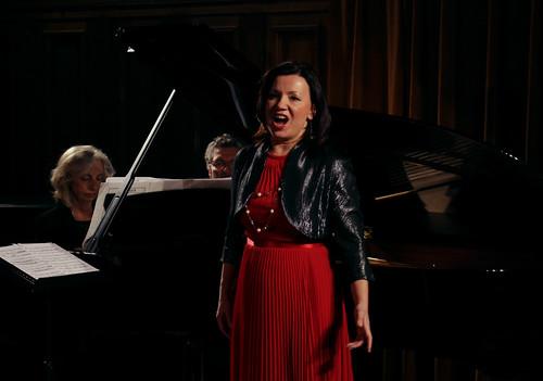Karina Paniouchkina-Desbordes et Sylvie Lechevalier