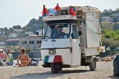 """Arriva """"U zu Pinu Grattatella""""! (costagar51) Tags: addaura palermo sicilia sicily italia italy mare folklore anticando"""