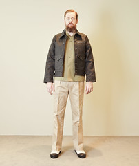 _MG_4510 (GVG STORE) Tags: outstanding coordination menswear americancasual amecage workwear workshirts gvg gvgstore gvgshop militarylook military fatigue
