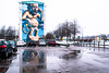 Mural (Maria Eklind) Tags: fs180311 smugone fotosondag art reflection spegling sweden graffiti streetart colour mural colorful artscape malmö bild smug holma skånelän sverige se