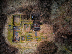 Crawshay Bailey House Remains