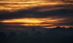 lumière du matin (rondoudou87) Tags: paysage matin morning soleil sun leverdusoleil risingsun tree arbre brume mist light lumière shadow ombre pentax k1 nature natur cloud nuage france limousin campagne