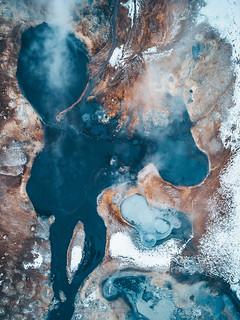 Alien | Geothermal field of Hverir | Iceland 2018 #72/365