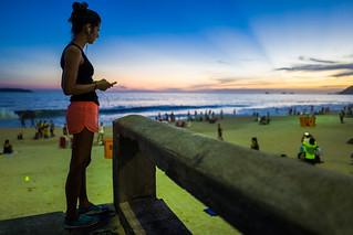 Rio de Janeiro, Brazil. January 2016