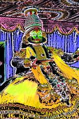 India - Kerala - Fort Cochin - Kathakali Dancer - 209dd (asienman) Tags: india kerala fortkochi kathakalidancer asienmanphotography asienmanphotoart stylizedclassicalindiandancedrama krishnanattamdancedrama lordkrishna adaptionof12thcenturymusicalgitagovindam