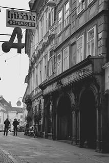 Walking Trough The Streets Of Graz