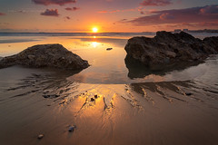 Cadiz... (Rafa Espinosa (Buscando la luz...)) Tags: playasdecadiz mar playa cadiz nature filters lee hitech sun anochecer puestadesol