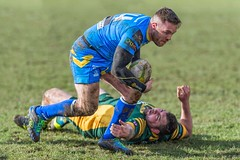 Don't Go (Chris Willis 10) Tags: rugby snow woolston sport men outdoors athlete competition competitivesport people action muscularbuild males sportsclothing caucasianethnicity adult sportsuniform sportstraining sportsteam exercising playing healthylifestyle strength