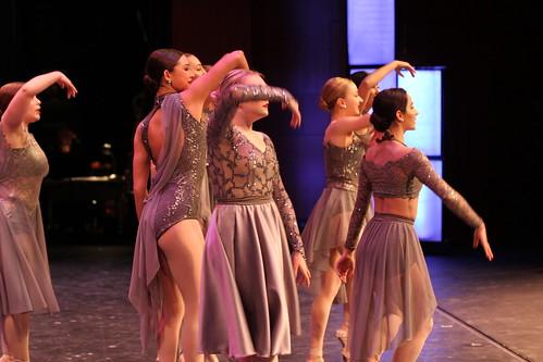 Performance for Ann Arbor Dance Classics 2018 Benefit Show (Saline High School, Michigan)