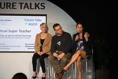 Future Talk Virtual Super Teachers | GESF 2018 (#GESF Photos are available rights free.) Tags: futuretalks globaleducationskillsforum2018 globaleducationskillsforum varkeyfoundation atlantis thepalm dubai gesf2018 gesf globalteacherprize 1millionaward changinglivesthrougheducation
