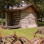 Ganoe-Bussell Log Cabin - Tullahoma, TN thumbnail
