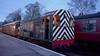 Duties (_J @BRX) Tags: nymr northyorksmoorsrailway grosmont yorkshire england uk locomotive train nikon d5100 britishrail br class08 dieselelectric shunting shunter green 08556 evening slowshutter