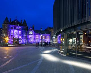 Edinburgh - Teviot Row