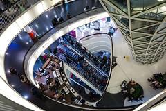Stairway to Zeil (Sam García GA.) Tags: frankfurt germany europe mall shopping stairway zeil