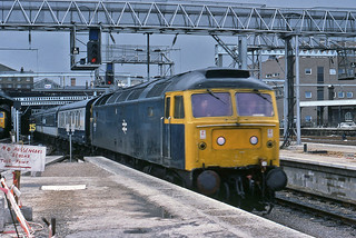 Yorkshire Pullman - May 1977