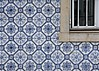 untitled (lisboa, portugal) (bloodybee) Tags: lisboa lisbon portugal europe street window azulejos tiles wall facade house building blue pattern reflection