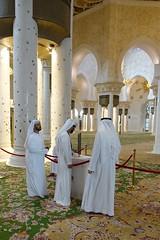 Sheihk Zayed Mosque (posterboy2007) Tags: uae abudhabi sheihkzayedmosque interior arabs muslims islam mosque